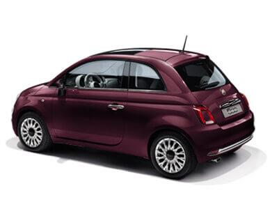 Fiat 500 Models Fiat 500 Pop 500 Lounge 500 Sport