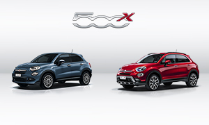 Fiat 500X Crossover >> Fiat 500x Suv Range The Best Compact Crossover Suv Fiat Ie