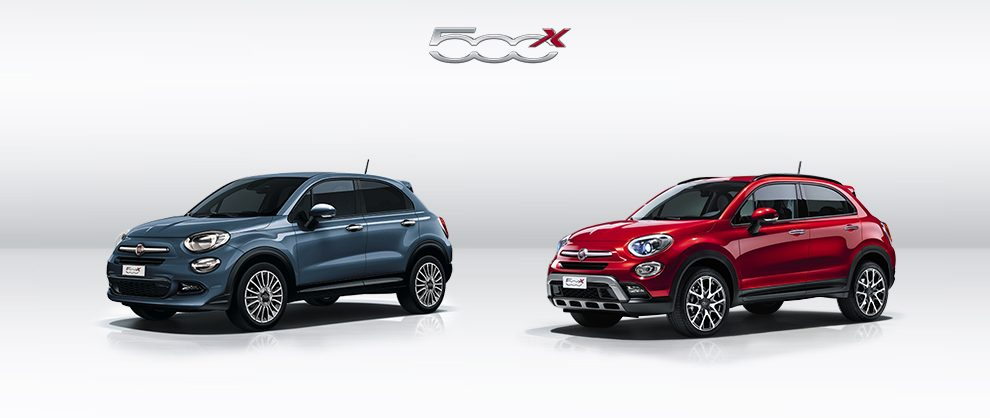 Fiat 500x Suv Range The Best Compact Crossover Suv Fiat Ie